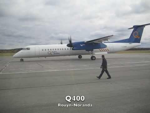 Hommage à la série Q de Bombardier