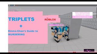 TRIPLETS - Roblox Gameplay Ep. 1 Simulateur Yandere