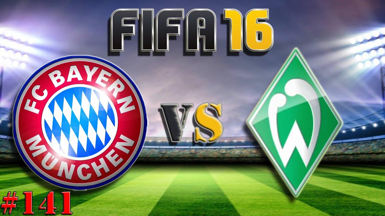 Werder Bremen Bayern München 2021