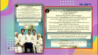 Download LESTI KEJORA HAMIL, REY MBAYANG BERIKAN KLARIFIKASI!   RUMPI (22/9/21) P1