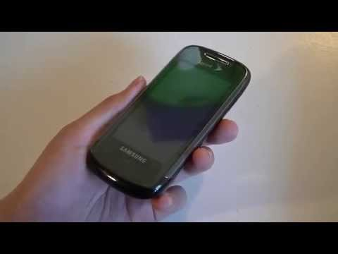 Samsung Instinct S30 SPH-M810 Review (P1):