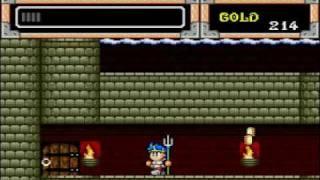 TAS Wonder Boy in Monster World GEN in 42:10 by Aqfaq