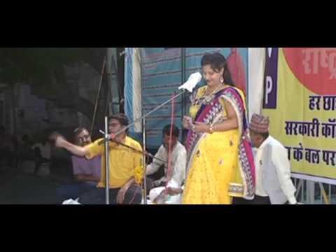 Latest Rshami Kiran Ji  &Kamal Manohar kavi sammelan PARBATASAR