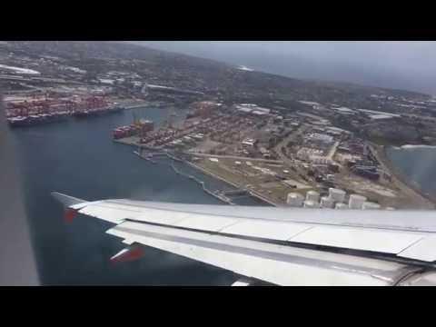 Jetstar Airways Flight JQ425 Sydney to Gold Coast Queensland Airbus A320 Take Off 27.02.2016