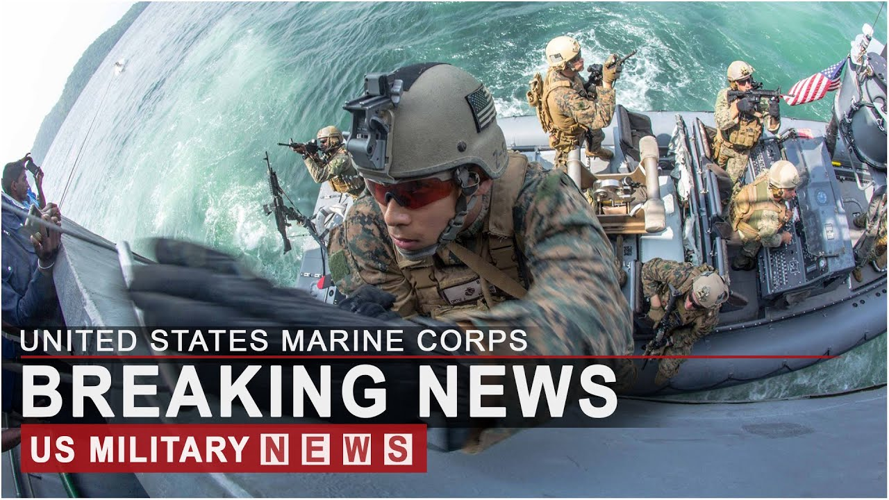 US Marine Corps and EU Ally increase maritime exercise amid tensions erupt