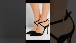 Moda 2017 Fashion 2018 tacones en punta