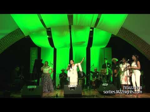 Proyecto Shuruka - Chelelé @ 2018 Panama Jazz Festival - TVJazz.tv