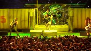 Two Minutes to Midnight - Iron Maiden at Bank Atlantic, Florida - April 16, 2011