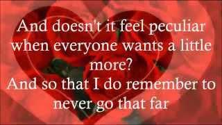 Scar   Missy Higgins (Lyrics)