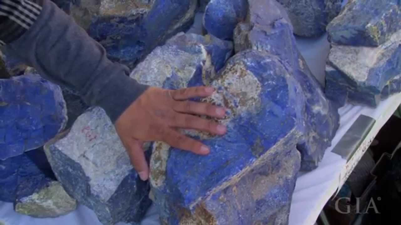 identifying old and new sources of lapis lazuli by gia youtube
