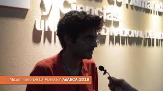 Entrevista - Maximiliano de la Puente