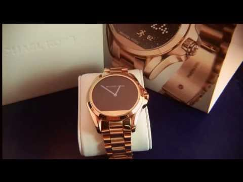 c6d596f8452 Review of the Michael Kors Access smartwatch - Watch Review - YouTube