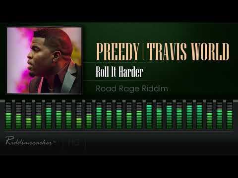 Preedy & Travis World - Roll It Harder (Road Rage Riddim) [2018 Soca] [HD]