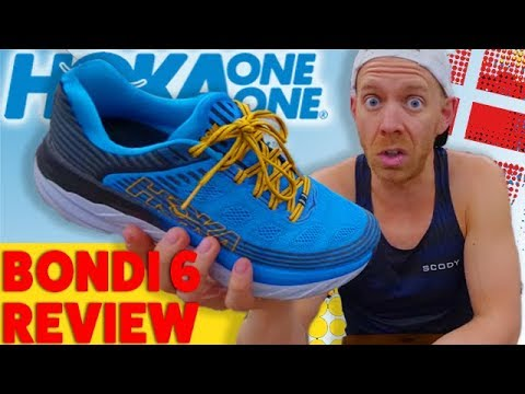 Hoka One One Bondi 6 Review: Great Shoe for Most (but not all) People