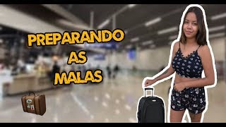 PREPARATIVOS PARA A VIAJEM, ARRUMANDO AS MALAS! | Loving Couple
