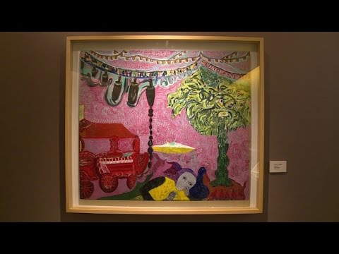 Chile's Violeta Parra museum shows songwriter's art
