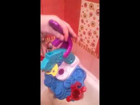 как удалить пластилин с игрушек без механических воздействий 2 часть продолжение