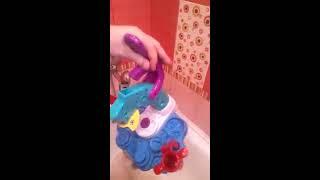 як видалити пластилін з іграшок без механічних впливів частина 2 продовження