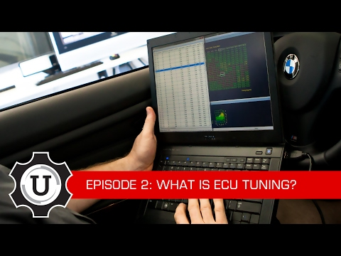 COBB Tuning - COBB University Episode #2 - What is ECU Tuning?