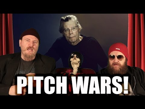 PITCH WARS! - Stephen King and Jeb Bush Biopic!