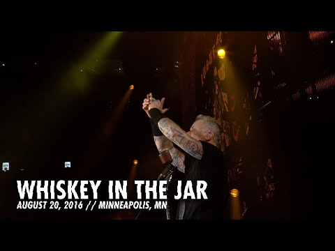 Metallica: Whiskey in the Jar (Live - Minneapolis, MN - 2016)