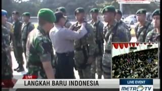 KEMERIAHAN DAN SUKURAN PUN DI LAKUKAN DI KAMPUNG JUSUF KALLA#PRESIDENT OF INDONESIAN