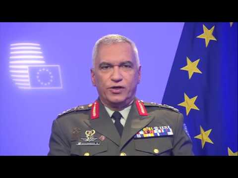 Video Message of General Kosta...