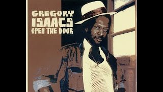 Gregory Isaacs - Open The Door (Full Album)