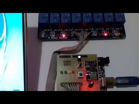 Arduino WiFi 8 Channel Relay Control - Apps on Google Play