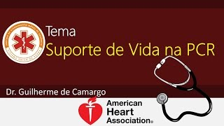 Suporte de Vida na Parada Cardiorrespiratória ACLS 2015/2016 (SAMU)