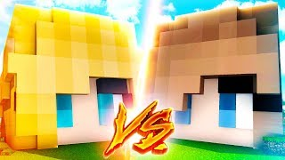 BIBI HAUS vs. DAGI HAUS! (Minecraft)