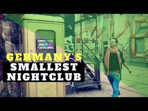 Germany's Teledisko: World's smallest club (WION Edge)