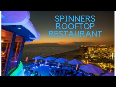 Spinners RoofTop Restaurant At St. Petersburg FL