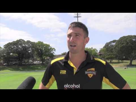 Matador Cup: 09/10/15 Shaun Marsh Interview