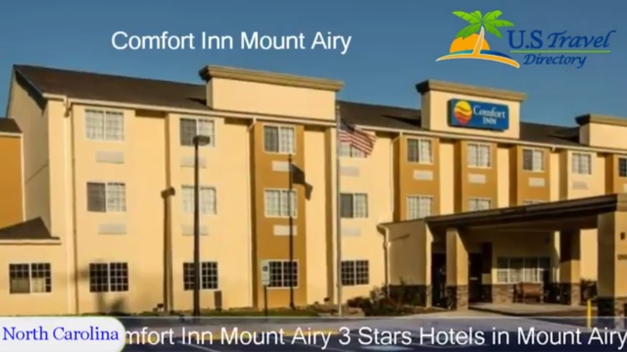 Comfort Inn Mount Airy Hotels North Carolina