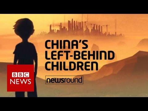 China's left-behind children - BBC News