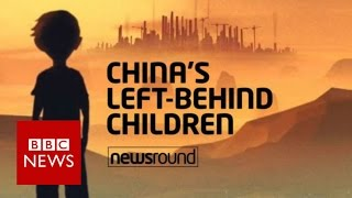 China's left-behind children - BBC News