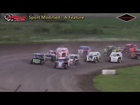 Hobby Stock/Sport Modified Features - Park Jefferson Speedway - 6/2/18
