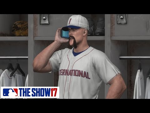 GENERAL ZOD RETURNS - MLB The Show 17 - Road To The Show ep. 1