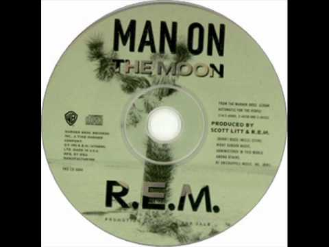 R.E.M - Man On The Moon (HQ Audio)
