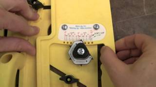 Microdial Tapering Jig Product Tour