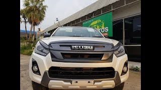 2019 Isuzu Dmax cc 3000cc Double Cab 4WD Auto