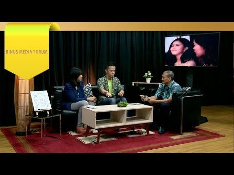 BINUS MEDIA FORUM - Tony Thamsir - Mengenal Radio Taiwan International