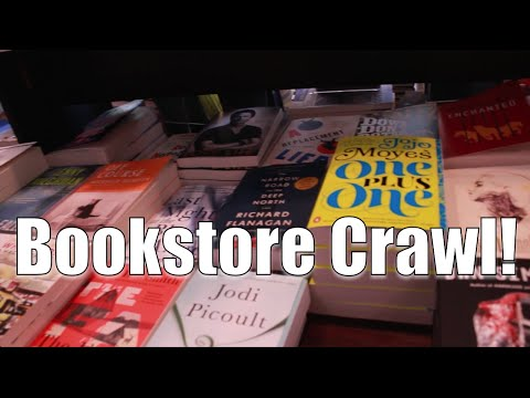 National Independent Bookstore Day Crawl
