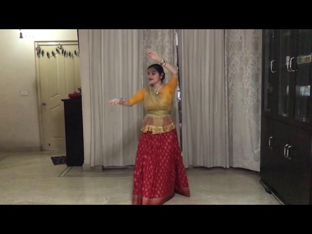 Dance Entry | Twesha Thussu 2 | Ghaziabad, India