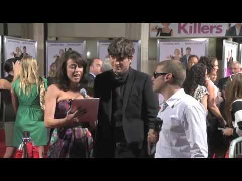 Killers LIVE Red Carpet Premiere and 13 mins of the film!