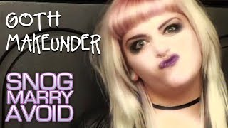 Goth to Girly | Snog Marry Avoid