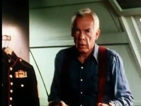 Lee Marvin: Actor, WWII Combat Veteran Speaks on Combat