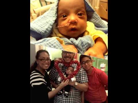 Happy Father's Day: World's Most Premature Baby Just Celebrated ...