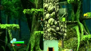 Bionic Commando Rearmed 2: 100% speed run in 1:30:22!